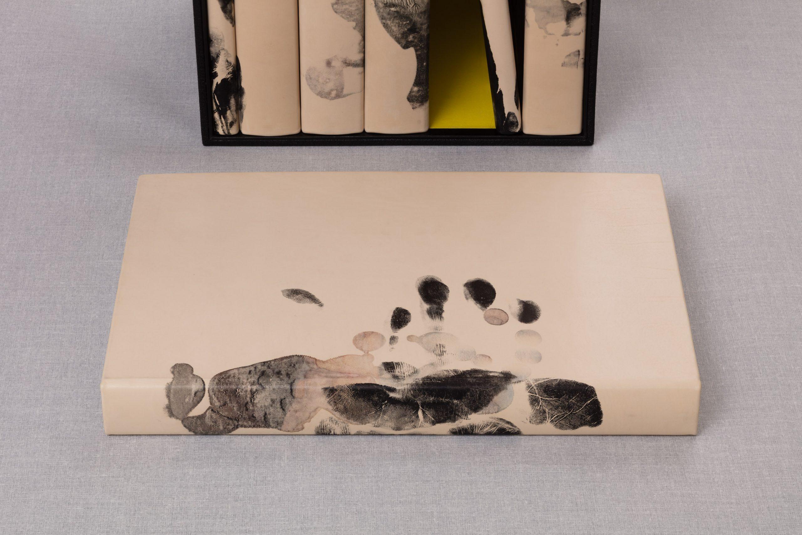 Douglas Gordon - Envy (Book on table)